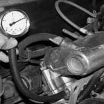 Как самостоятельно проверить давление в топливной рампе