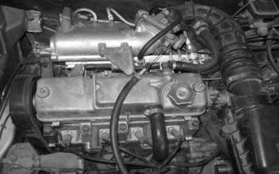 Причины потери мощности двигателя
